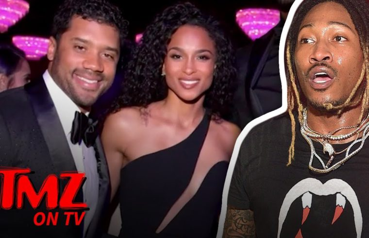 Future Bails On A Party Becuase Ciara & Russell Wilson Were There | TMZ TV 1
