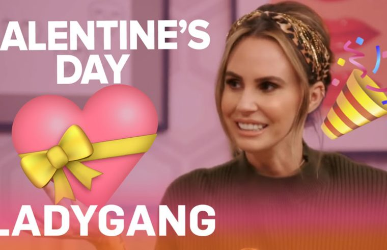 "Everyday Is Galentine's Day With ""LadyGang"" 