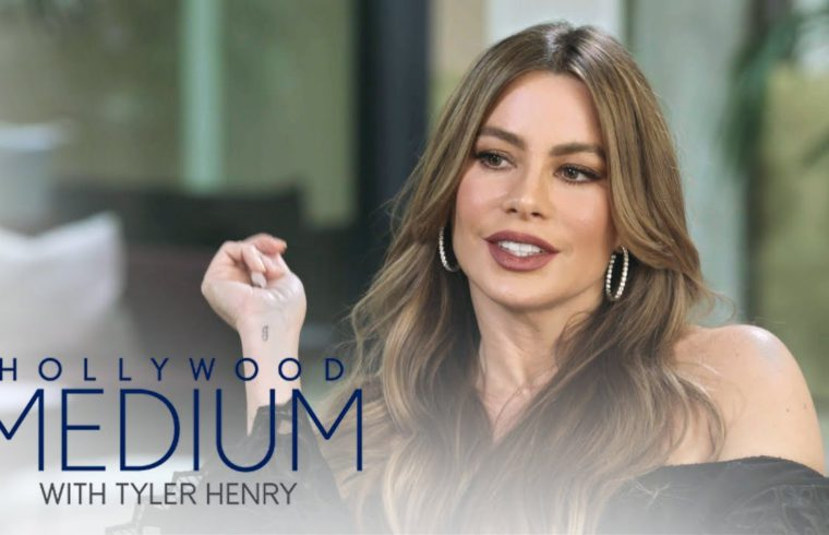 Sofia Vergara's Niece Gets Special Message From Her Late Father | Hollywood Medium | E! 1