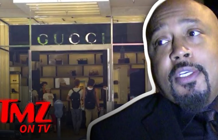 Daymond John Thinks Katy Perry Shoe Isn't Blackface | TMZ TV 1