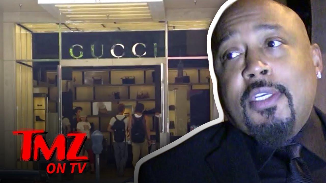Daymond John Thinks Katy Perry Shoe Isn't Blackface | TMZ TV 5