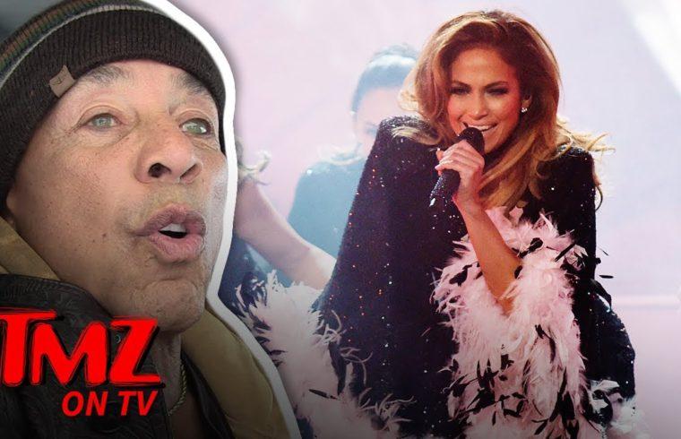Smokey Robinson Backs Jennifer Lopez & Says Motown's Not Just for Black People | TMZ TV 1