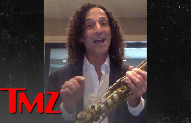 Kenny G Says Kanye's V-Day Gift to Kim Was Last-Minute Miracle | TMZ 1