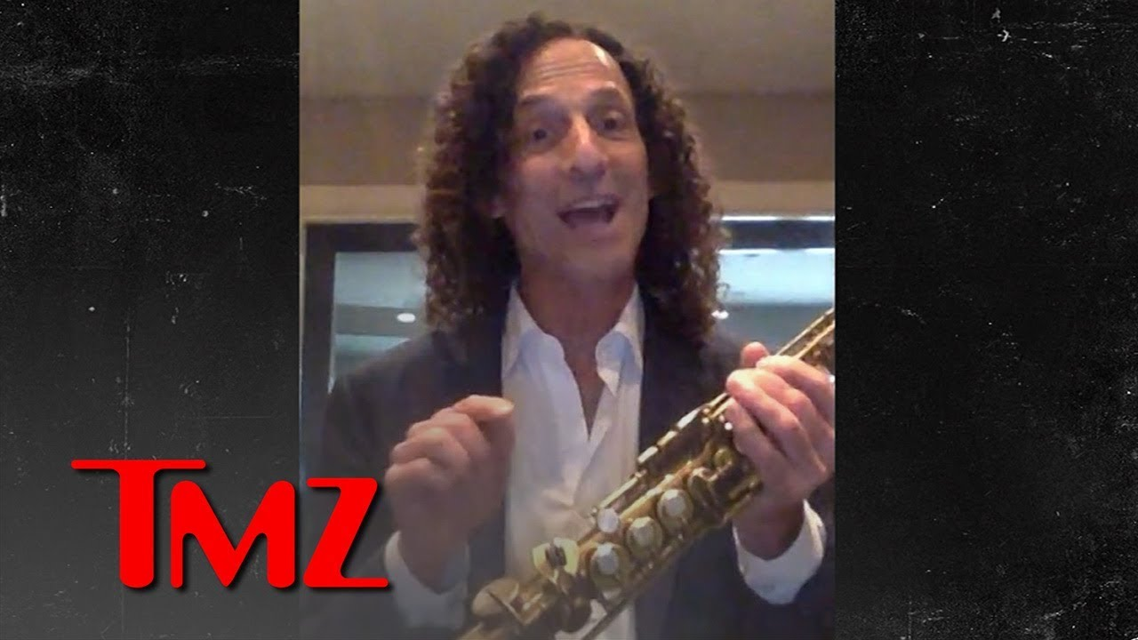 Kenny G Says Kanye's V-Day Gift to Kim Was Last-Minute Miracle | TMZ 3