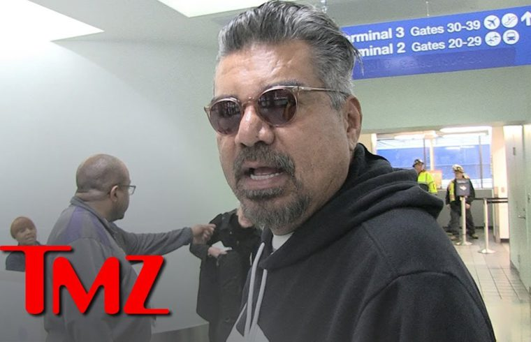 George Lopez Rips Ted Cruz's Plan To Use El Chapo's Money For Border Wall | TMZ 1