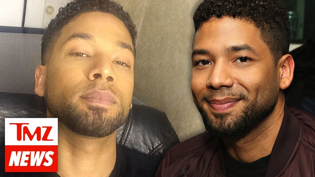 Jussie Smollett's Story Has Race Discrepancy | TMZ NEWSROOM TODAY 3