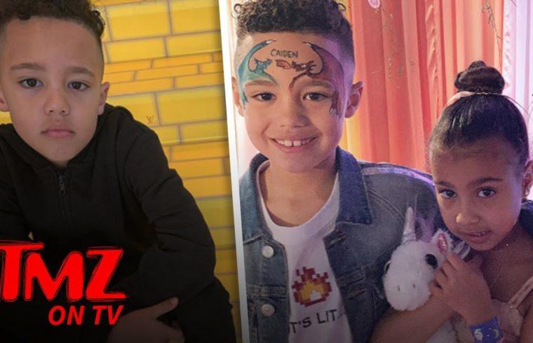 North West Already Has A Boyfriend?!   TMZ TV 1