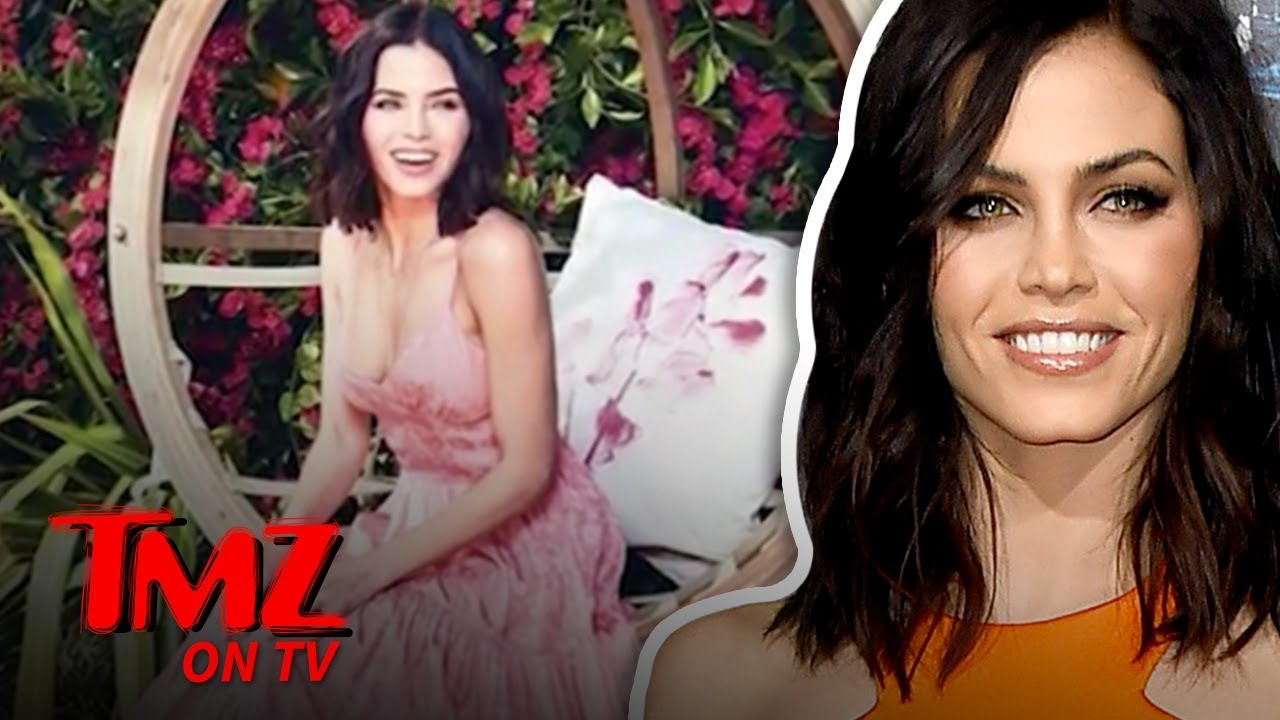 Jenna Dewan Tells Us The Secret To A Happy Life | TMZ TV 4