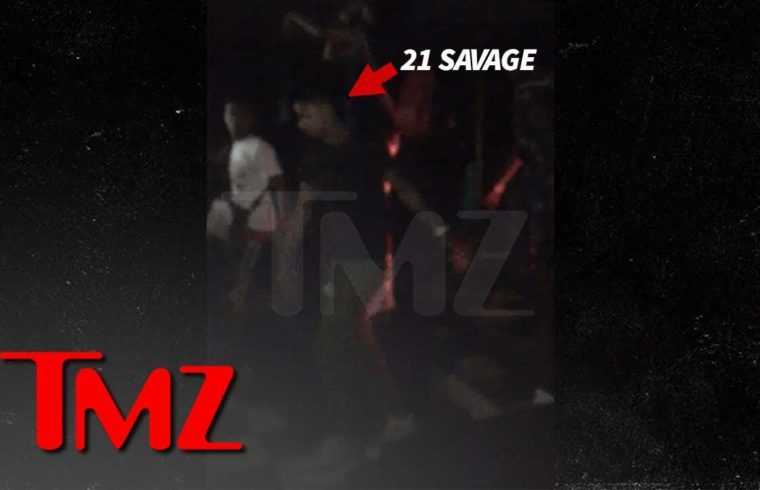 21 Savage Bailed on Gig After Complaining About Gun and Opening Act | TMZ 1