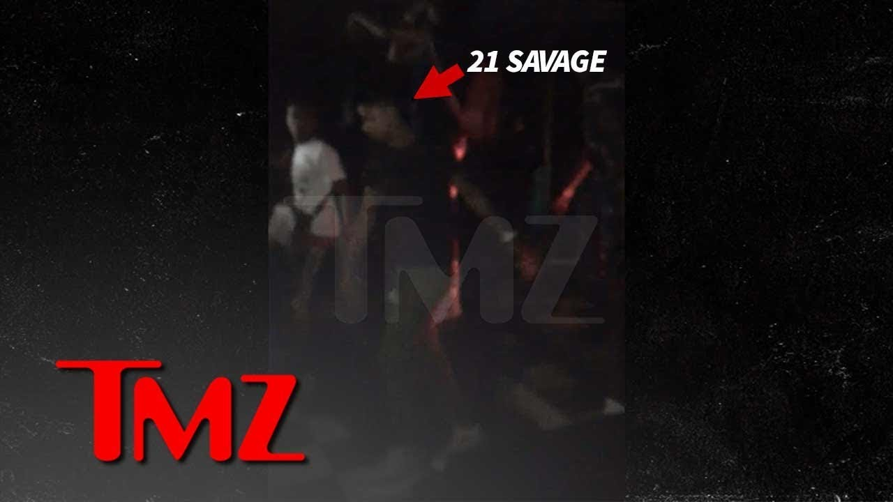 21 Savage Bailed on Gig After Complaining About Gun and Opening Act | TMZ 4