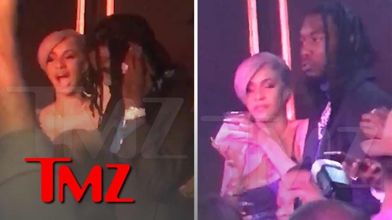 Cardi B Offset Hit Up Atlanta Strip Club During Super Bowl Weekend | TMZ 4