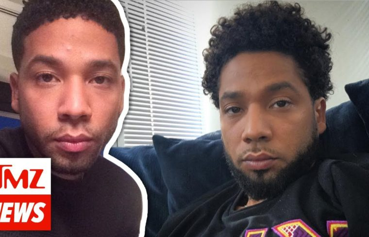 Jussie Smollett Case to Go to Grand Jury | TMZ NEWSROOM TODAY 1