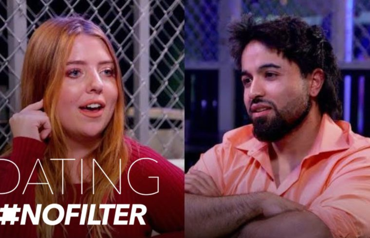 """Big D--k"" Charlotte Debates Death on First Date 