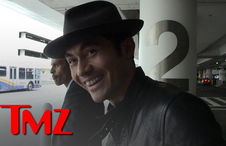 'Crazy Rich Asians' Star Henry Golding Addresses James Bond Rumors | TMZ 1