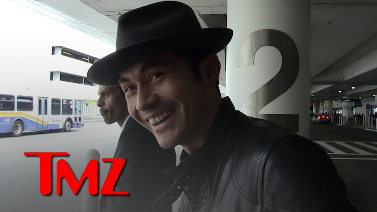 'Crazy Rich Asians' Star Henry Golding Addresses James Bond Rumors | TMZ 5