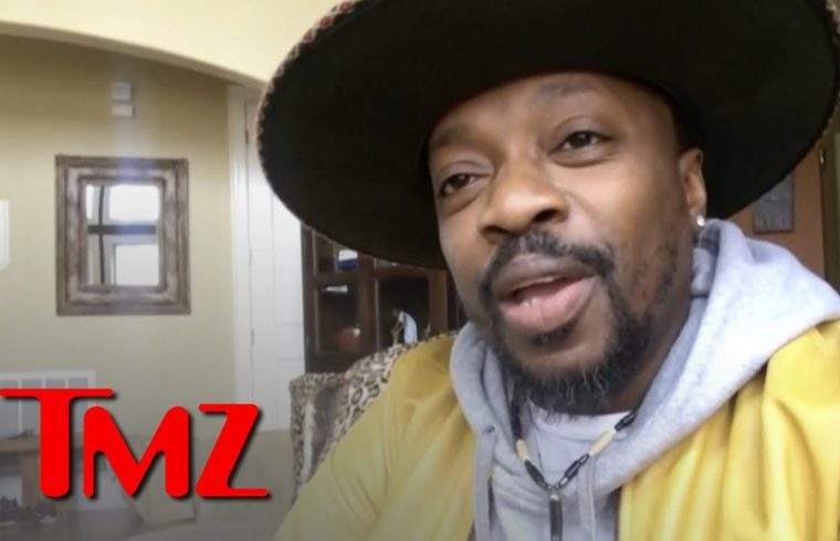 Anthony Hamilton Says NBA Wanted No Surprises on National Anthem Rendition | TMZ 1