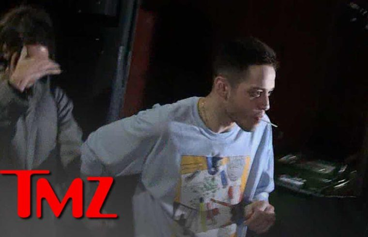 Pete Davidson and Kate Beckinsale Holding Hands After His Comedy Set in L.A. | TMZ 1
