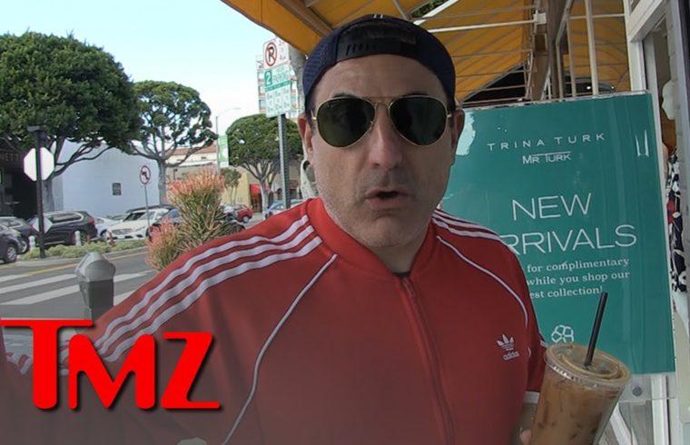 Jussie Smollett Deserves Jail If He Rehearsed 'Attack,' Says 'Shahs' Star | TMZ 1