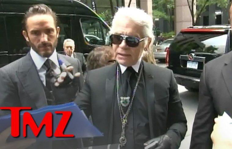 Fashion Icon Karl Lagerfeld Dead at 85 | TMZ 1