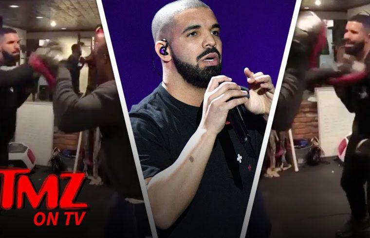Drake Can Throw A Punch! | TMZ TV 1
