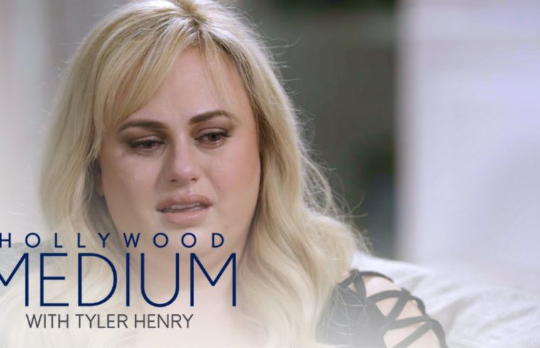 Rebel Wilson Cries During Tyler Henry's Touching Reading | Hollywood Medium with Tyler Henry | E! 1