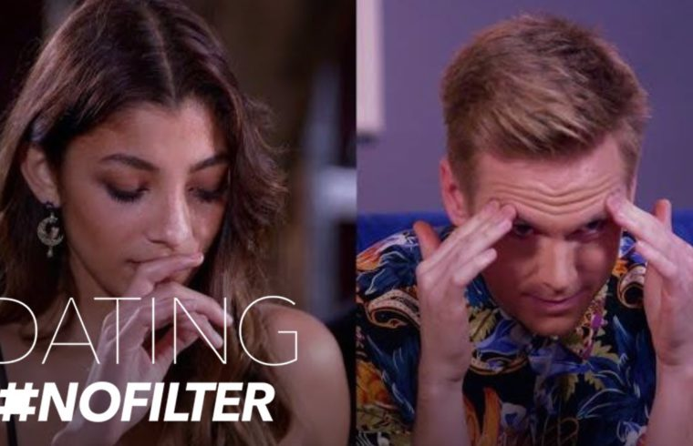 Natalia's Puke & Rally Has Her Date Shook | Dating #NoFilter | E! 1