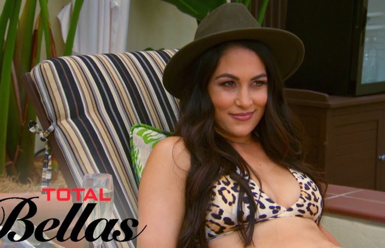 Brie Bella Wants to Pretend to Be Twin Nikki on Her Date | Total Bellas | E! 1