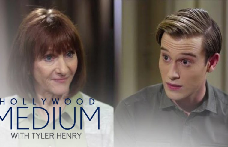Tyler Henry Validates Mom's Suspicions of Son Killed by Smiley Face Killer | Hollywood Medium | E! 1