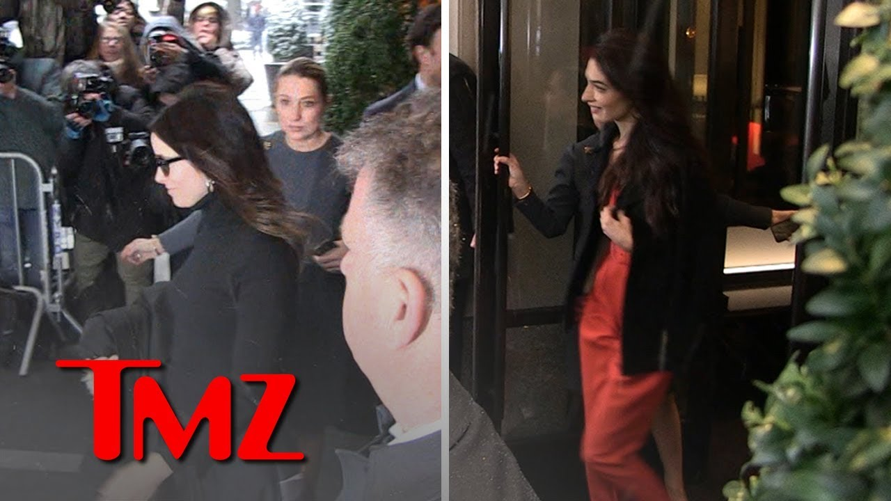 Meghan Markle and A-List Friends Leave Her Baby Shower | TMZ 4