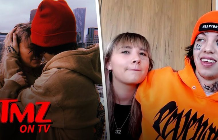 Lil Xan Is Going To Be A Dad!   TMZ TV 1