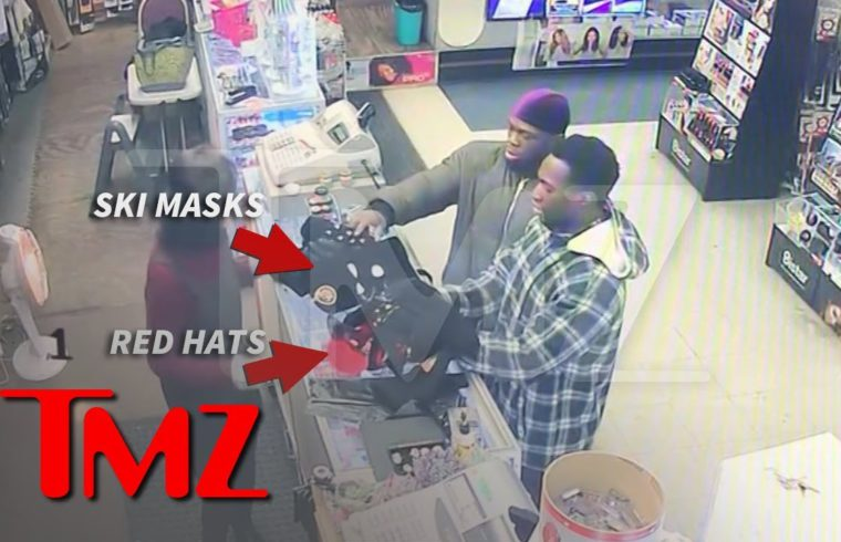 Brothers in Jussie Smollett Case Caught on Cam Buying Ski Masks, Grand Jury Convenes | TMZ 1