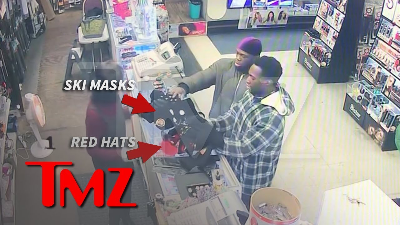Brothers in Jussie Smollett Case Caught on Cam Buying Ski Masks, Grand Jury Convenes | TMZ 1