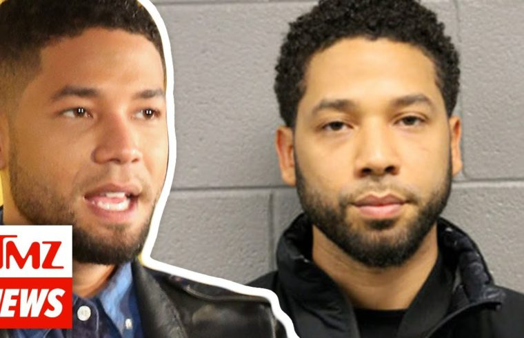 Police Chief Says Jussie Smollett Staged Attack Over Salary Dissatisfaction | TMZ NEWSROOM TODAY 1