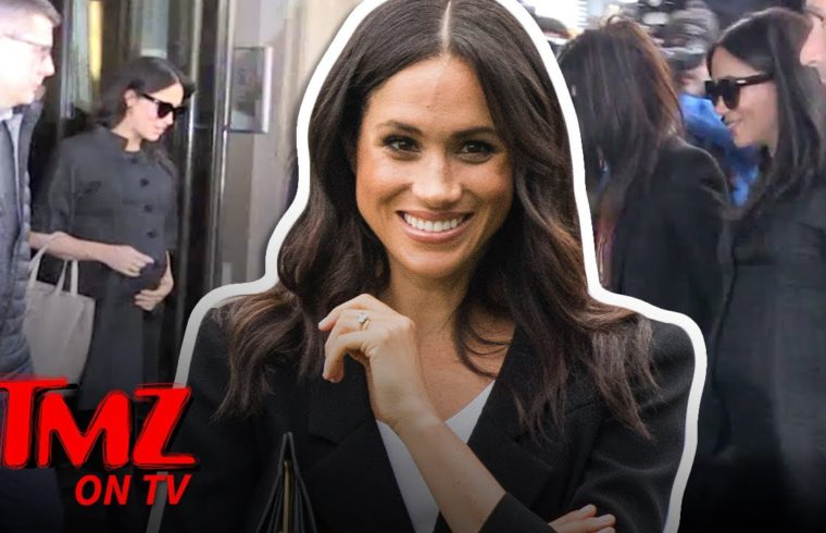 Meghan Markle Has Some High Profile Friends | TMZ TV 1