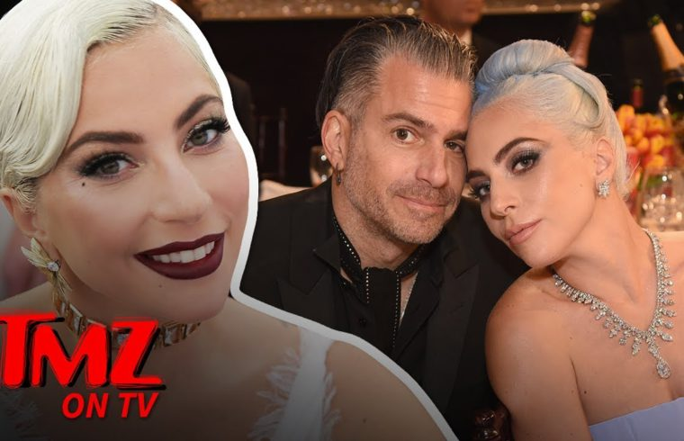 Lady Gaga and Her Fiance Have Ended Engagement | TMZ TV 1
