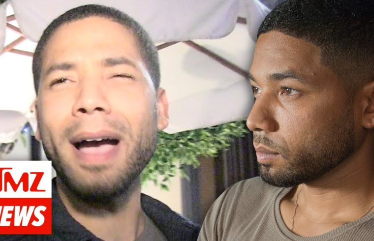 'Empire' Removes Jussie from Final Episodes of the Season | TMZ NEWSROOM TODAY 1