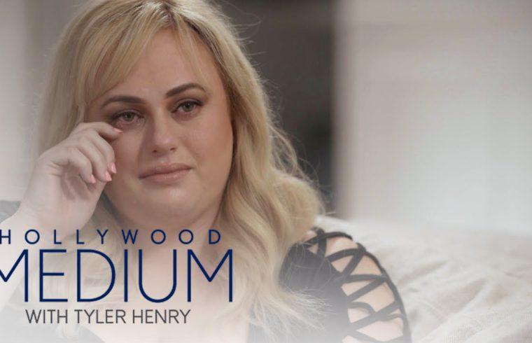 Tyler Henry Brings Rebel Wilson to Happy Tears | Hollywood Medium with Tyler Henry | E! 1