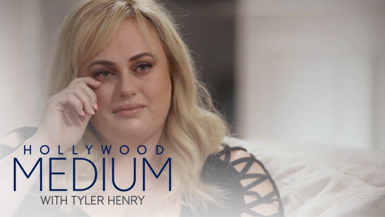 Tyler Henry Brings Rebel Wilson to Happy Tears | Hollywood Medium with Tyler Henry | E! 3