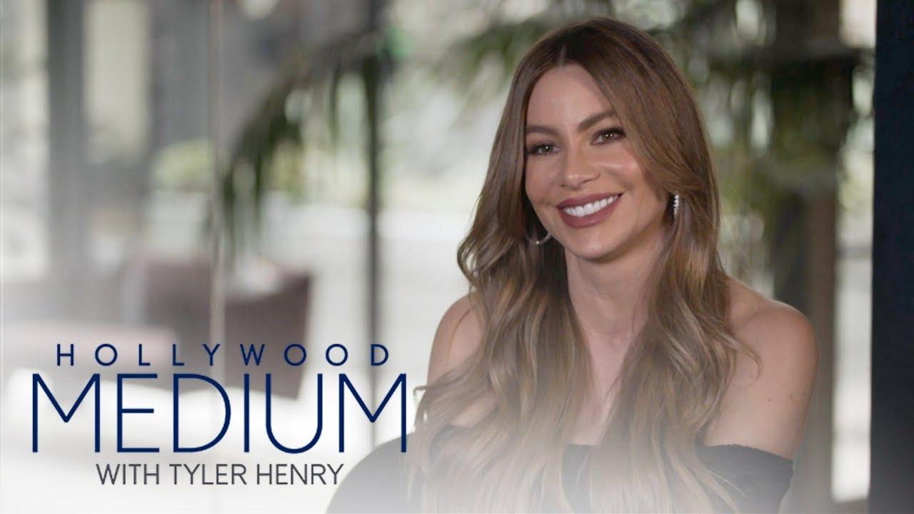 Tyler Henry Predicts Sofia Vergara's Future Gigs | Hollywood Medium with Tyler Henry | E! 1