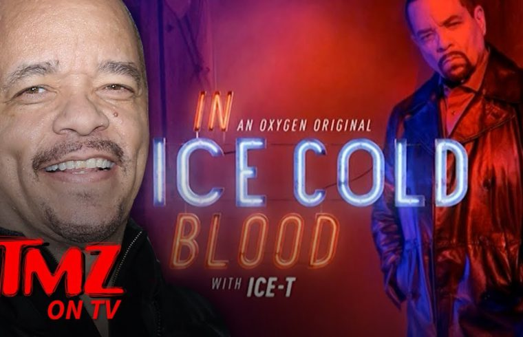 Ice-T Talks About the Outrageous Cases You'll See On His Show #InIceColdBlood | TMZ 1