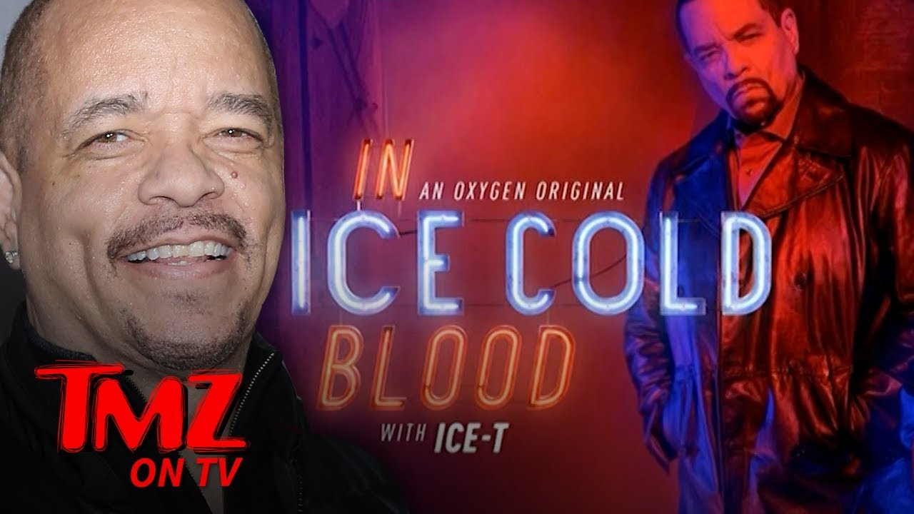 Ice-T Talks About the Outrageous Cases You'll See On His Show #InIceColdBlood | TMZ 5