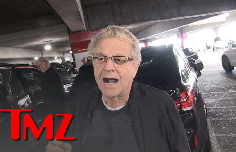 Jerry Springer Says Jussie Smollett Should've Worked for a Pay Raise | TMZ 1
