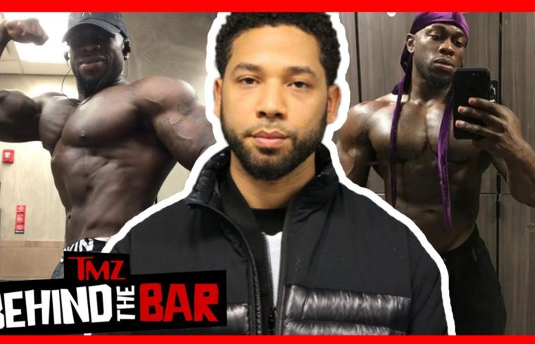 The Case Against Jussie Smollett - Everything We Know | TMZ Behind The Bar 1