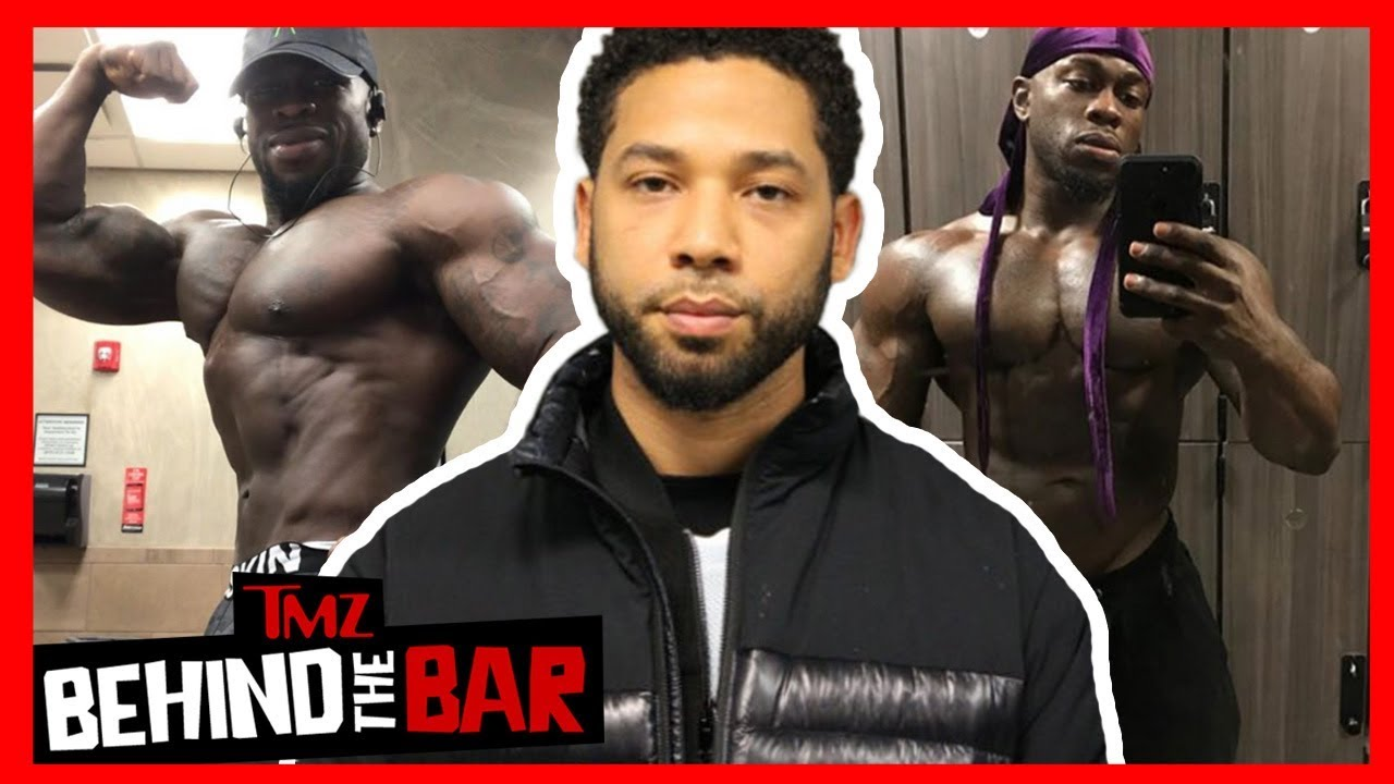 The Case Against Jussie Smollett - Everything We Know | TMZ Behind The Bar 5