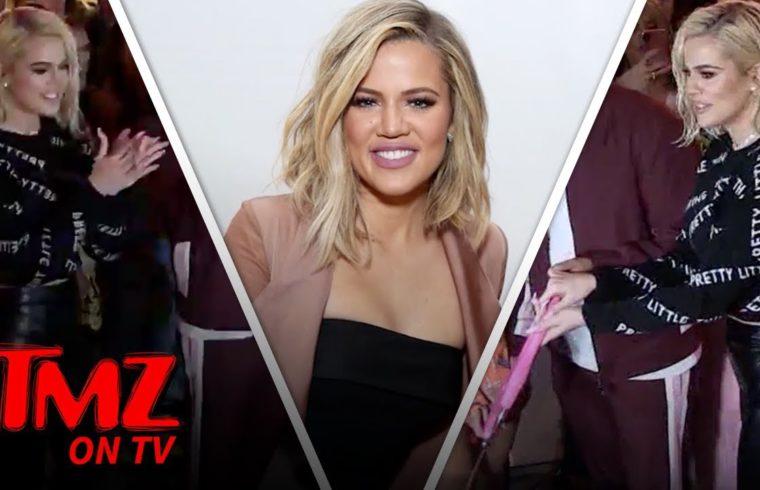 Khloe Kardashian Steps Out After Tristan Thompson Breakup | TMZ TV 1