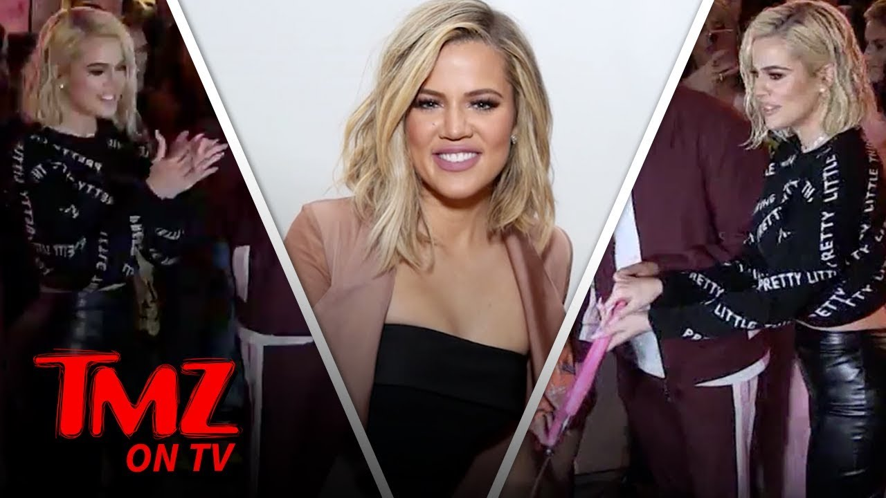 Khloe Kardashian Steps Out After Tristan Thompson Breakup | TMZ TV 5