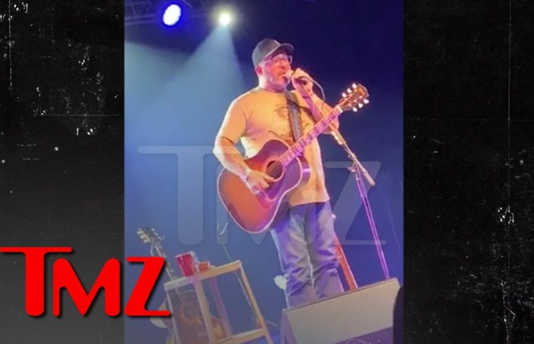Aaron Lewis Says He Doesn't Speak Spanish 'Cause He's American | TMZ 1