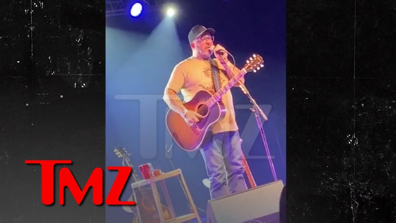 Aaron Lewis Says He Doesn't Speak Spanish 'Cause He's American | TMZ 3