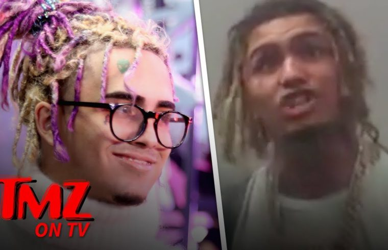 Lil Pump Had An Intense Showdown With Miami Cops | TMZ TV 1