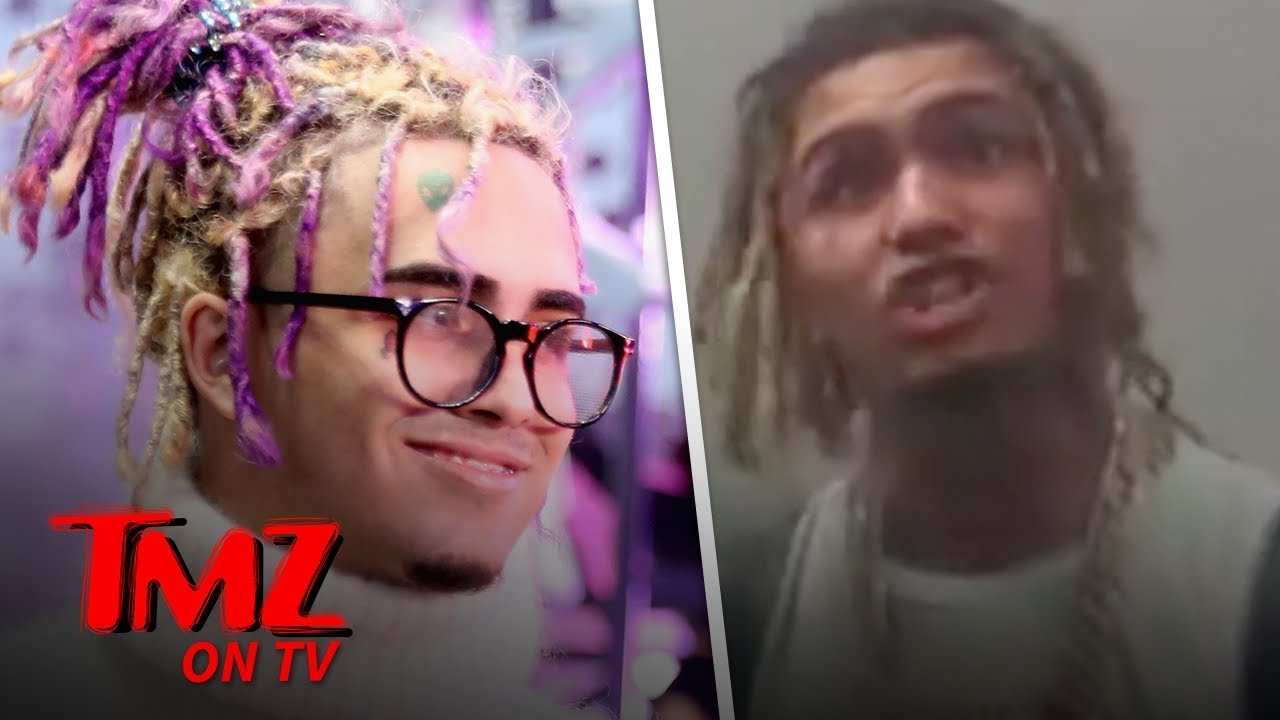 Lil Pump Had An Intense Showdown With Miami Cops | TMZ TV 5
